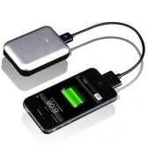 Chargeur USB Just Mobile Gum Plus V2 pour iPhone iPod iPad