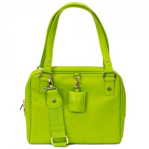 Sac vert Parker par Tyla Rae pour iPad / Tablette / Notebook