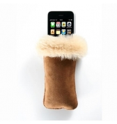 QDOS Etui style UGG Limited Edition Ski pour iPhone 3G/3GS 4/4S & 5