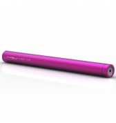 Batterie autonome rose Mipow 6600 mAh pour smartphones / iPhone / iPod  / iPad