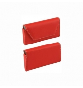 Etui fin horizontal rouge iPhone 3G 3GS