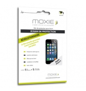 "Film Moxie New generation transparent ""easy pose\"" pour iPhone 5"