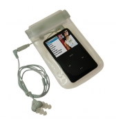 ISWIM Housse &eacute;tanche avec brassard pour iPod iPhone mp3 et tout mobile