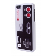 Coque IPhone 5 Controle de jeux Ref Blanche