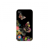 Coque iPhone 5 papillons nuit