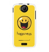Coque motif Smiley Happiness by Moxie pour Wiko Cink Peax