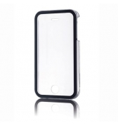 Coque integrale crystal dure transparente iPhone 4/4S Gear 4 Ice Box pro