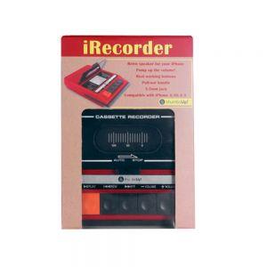 Enceinte portable magnetophone vintage pour iPhone 4 / 4 S / 5 / 5S