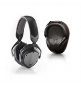 Casque audio hifi V-Moda Crossfade LP Gun Metal pour iPhone iPad MP3