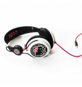 Casque audio Hello Kitty noir style BD jack 3.5mm