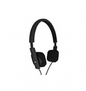 Casque v-Jays Black pliable pour iPhone iPod iPad