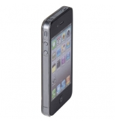 Coque crystal transparente souple Moxie pour iPhone 4 / 4 S