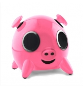 iPig cochon rose station accueil enceintes iPhone 3G/3GS & 4/4S iPod Mp3