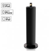 Enceinte colonne Philips tour avec dock de charge iPhone / iPod / iPad