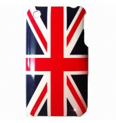Coque iphone drapeau anglais version 4 pour iphone 3G/3GS