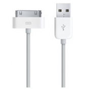 Cable Apple Dock Connector vers USB d&#039;origine